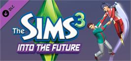 Banner artwork for The Sims 3 - Into the Future.