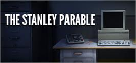 Banner artwork for The Stanley Parable.