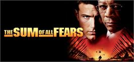 Banner artwork for The Sum of All Fears.