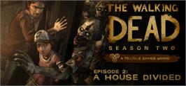 Banner artwork for The Walking Dead: Season 2.
