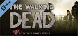 Banner artwork for The Walking Dead.