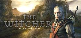Banner artwork for The Witcher.