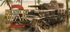 Banner artwork for Theatre of War 2: Africa 1943.