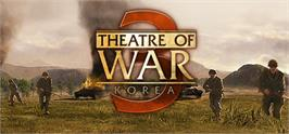 Banner artwork for Theatre of War 3: Korea.