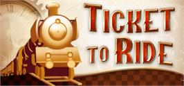 Banner artwork for Ticket to Ride.