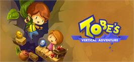 Banner artwork for Tobe's Vertical Adventure.