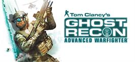Banner artwork for Tom Clancy's Ghost Recon Advanced Warfighter®.