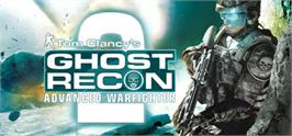 Banner artwork for Tom Clancy's Ghost Recon Advanced Warfighter® 2.