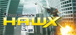 Banner artwork for Tom Clancy's H.A.W.X.