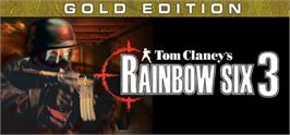 Banner artwork for Tom Clancy's Rainbow Six® 3 Gold.