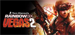 Banner artwork for Tom Clancy's Rainbow Six® Vegas 2.