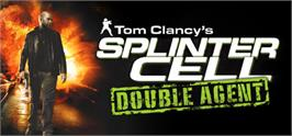 Banner artwork for Tom Clancy's Splinter Cell Double Agent®.