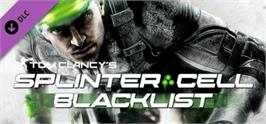 Banner artwork for Tom Clancys Splinter Cell Blacklist - High Power Pack DLC.