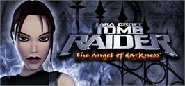 Banner artwork for Tomb Raider VI: The Angel of Darkness.