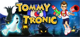 Banner artwork for Tommy Tronic.