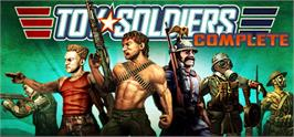 Banner artwork for Toy Soldiers: Complete.