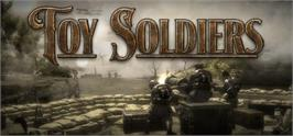 Banner artwork for Toy Soldiers.
