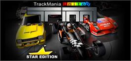 Banner artwork for Trackmania United Forever Star Edition.