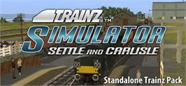 Banner artwork for Trainz Settle and Carlisle.