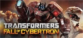 Banner artwork for Transformers: Fall of Cybertron.