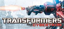 Banner artwork for Transformers: War for Cybertron.