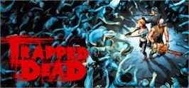 Banner artwork for Trapped Dead.