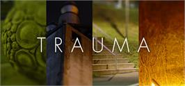 Banner artwork for Trauma.