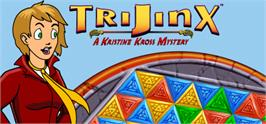 Banner artwork for TriJinx: A Kristine Kross Mystery.