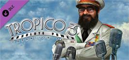 Banner artwork for Tropico 3: Absolute Power.