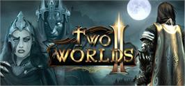 Banner artwork for Two Worlds II.