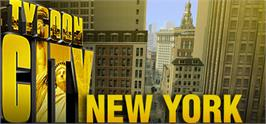Banner artwork for Tycoon City: New York.