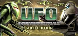 Banner artwork for UFO: Extraterrestrials Gold.