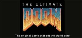 Banner artwork for Ultimate Doom.