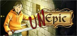 Banner artwork for UnEpic.