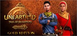 Banner artwork for Unearthed: Trail of Ibn Battuta - Episode 1 - Gold Edition.