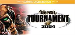 Banner artwork for Unreal Tournament 2004: Editor's Choice Edition.