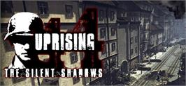 Banner artwork for Uprising44: The Silent Shadows.