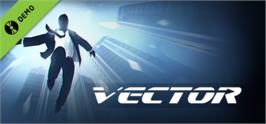 Banner artwork for Vector.