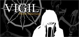 Banner artwork for Vigil: Blood Bitterness.