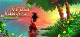 Banner artwork for Virtual Villagers: A New Home.
