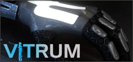 Banner artwork for Vitrum.