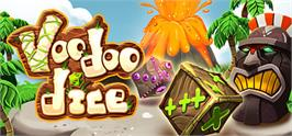 Banner artwork for Voodoo Dice.