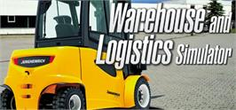 Banner artwork for Warehouse and Logistics Simulator.