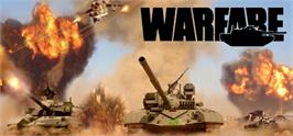 Banner artwork for Warfare.