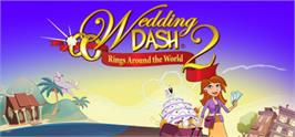 Banner artwork for Wedding Dash® 2: Rings Around the World.