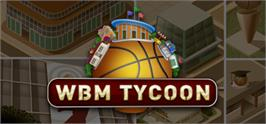 Banner artwork for World Basketball Tycoon.