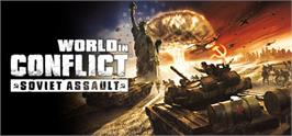 Banner artwork for World In Conflict: Soviet Assault.