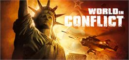 Banner artwork for World In Conflict.