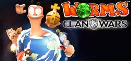 Banner artwork for Worms Clan Wars.
