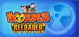 Banner artwork for Worms Reloaded.